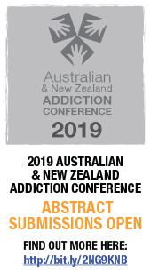 ANZMH Addiction Conference 2019