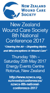 NZ Wound Care Society Conference 2017