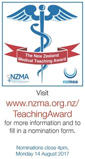 Teaching Award web banner 2017