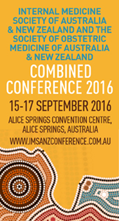 IMSANZ and SOMANZ Conference 2016