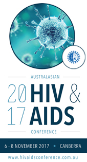 Australasian HIV&AIDS Conference 2017