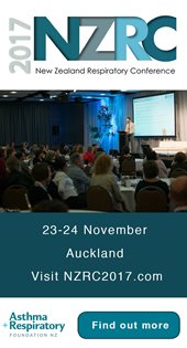 NZ Respiratory Conference 2017